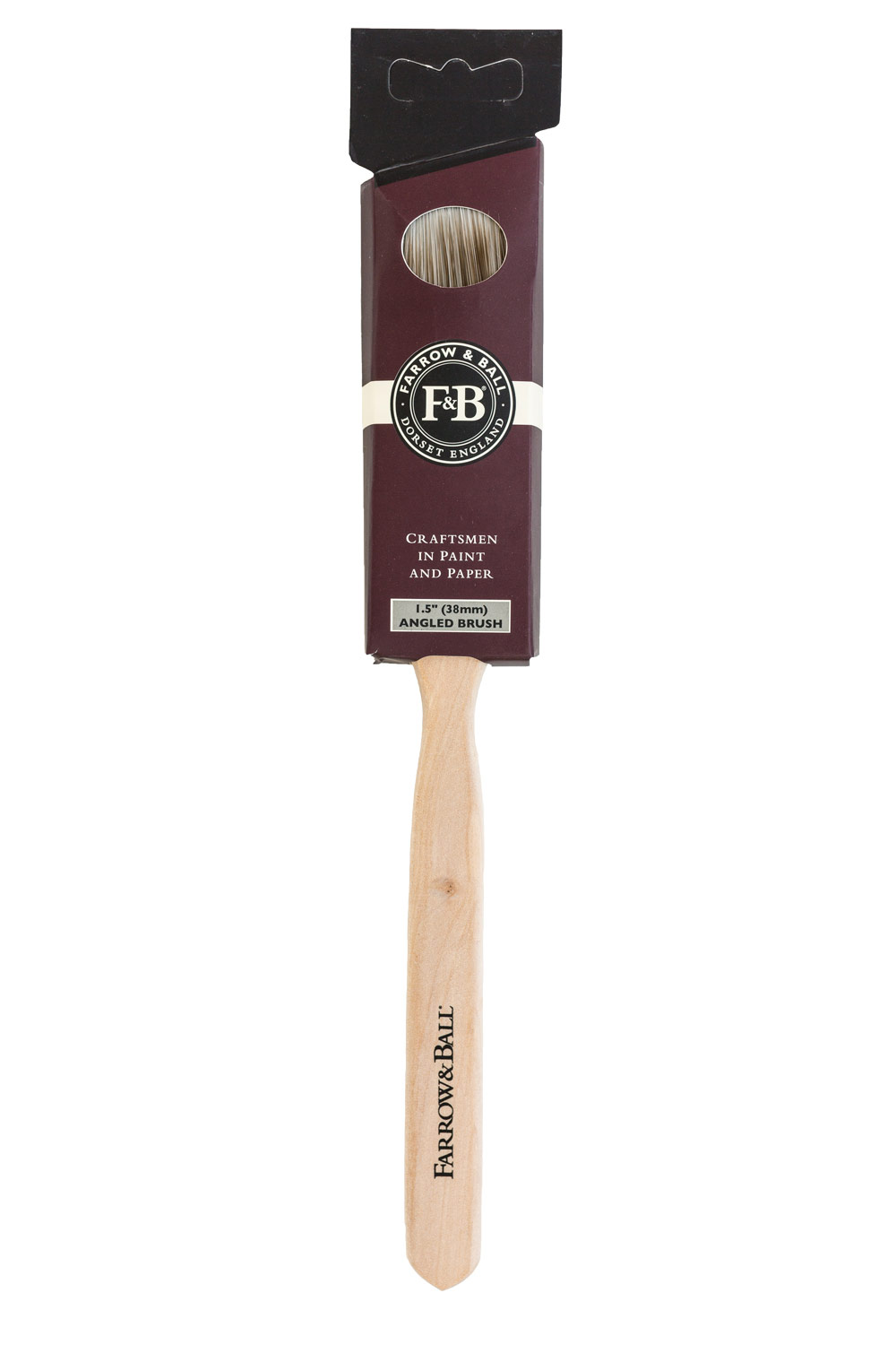 Farrow & Ball 1.5 Inch Angled Brush