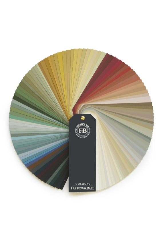 Farrow & Ball Colour Fan