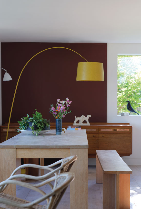Farrow & Ball Deep Reddish Brown No.W101