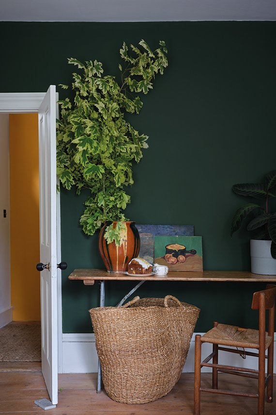 Farrow & Ball Duck Green No.W55