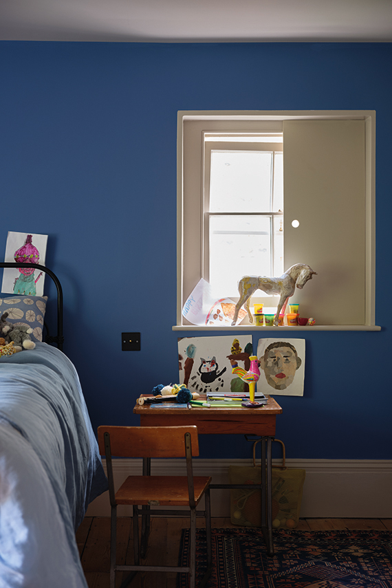 Farrow & Ball Ultra Marine Blue No.W29