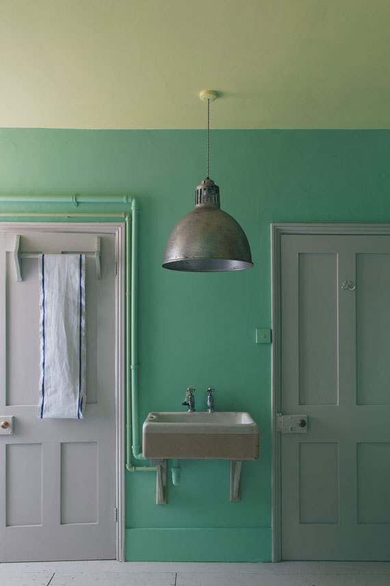 Farrow & Ball Arsenic No.214