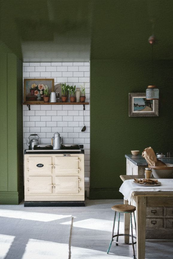 Farrow & Ball Bancha No.298