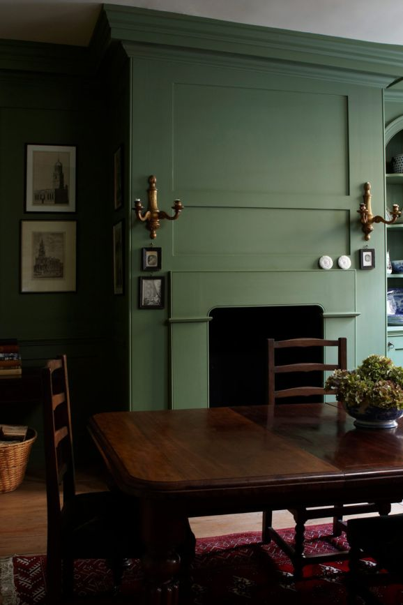 Farrow & Ball Calke Green No.34