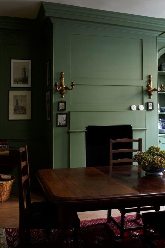 Calke Green