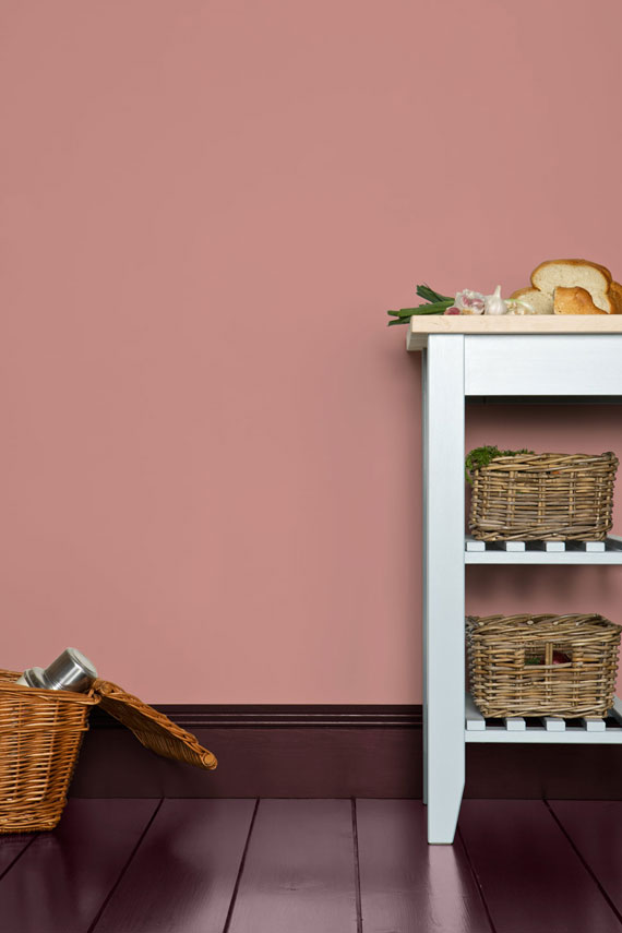 Farrow & Ball Cinder Rose No.246