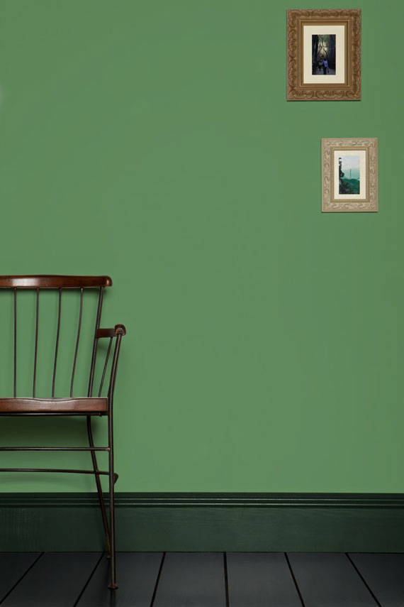 Farrow & Ball Folly Green No.76