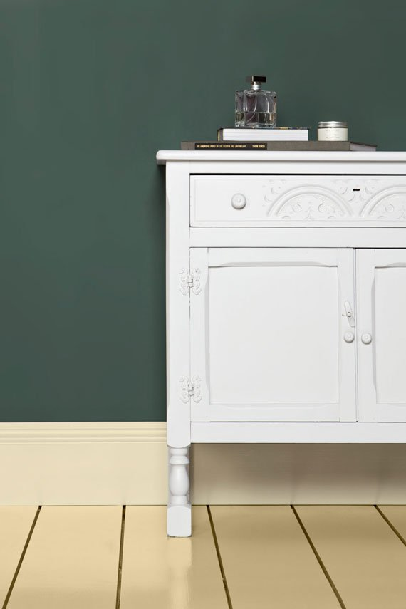 Farrow & Ball Green Smoke No.206