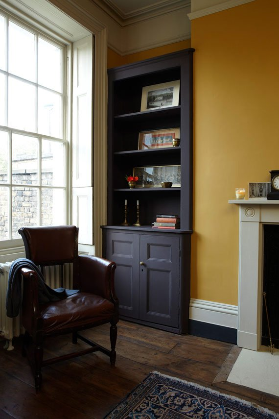 Farrow & Ball India Yellow No.66