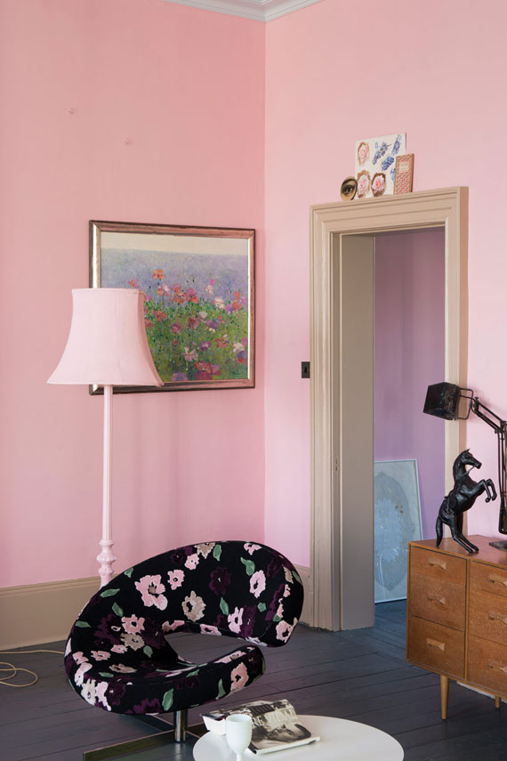 Farrow & Ball Nancy's Blushes No.278