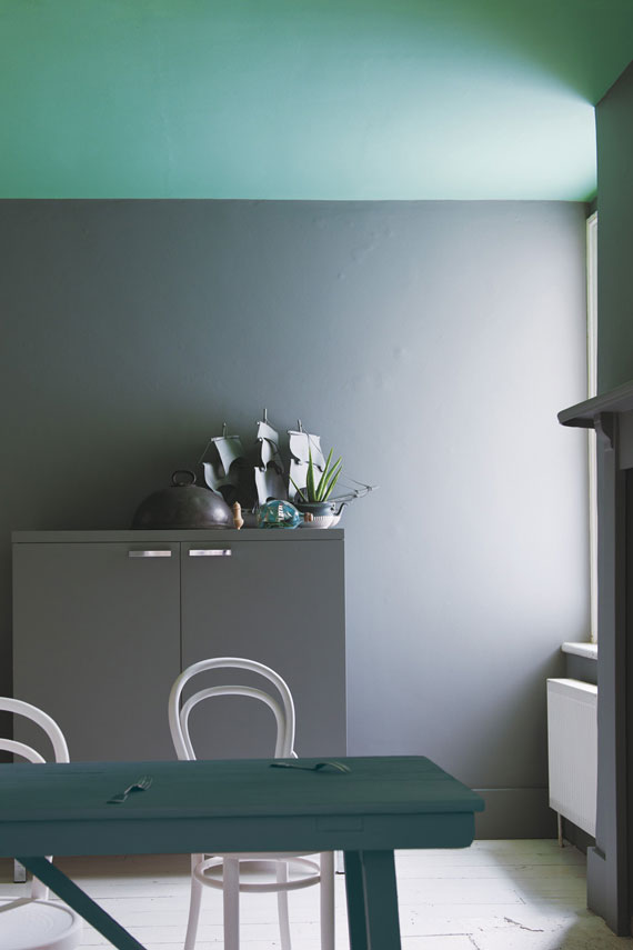 Farrow & Ball Plummett No.272