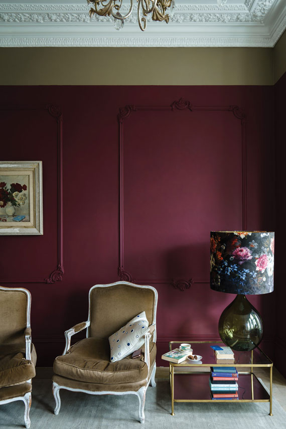 Farrow & Ball Preference Red No.297