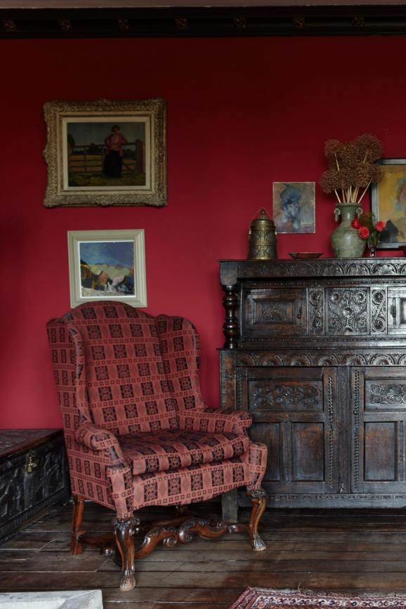 Farrow & Ball Rectory Red No.217