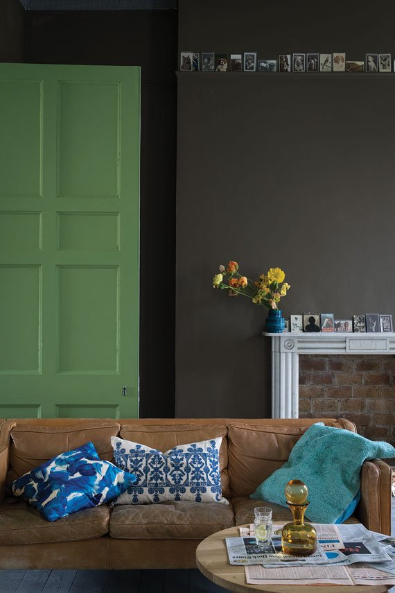 Farrow & Ball Salon Drab No.290
