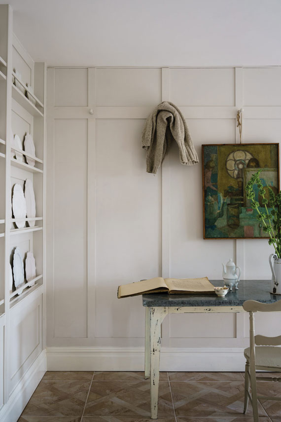 Farrow & Ball School House White No.291