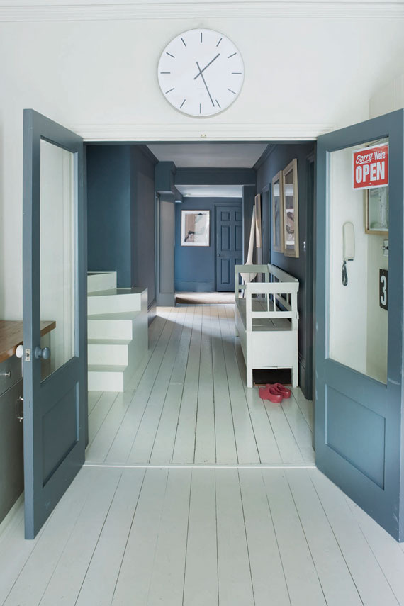 Farrow & Ball Slipper Satin No.2004