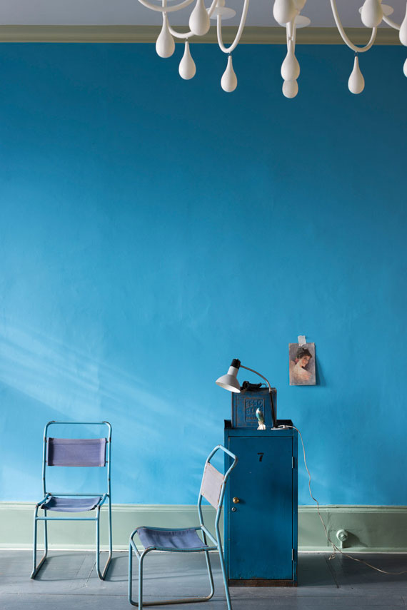 Farrow & Ball St Giles Blue No.280