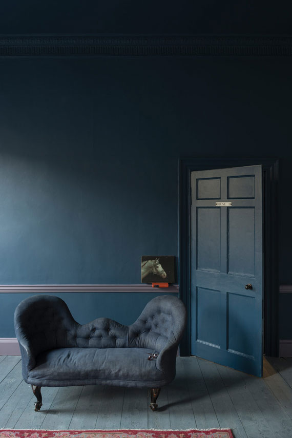 Farrow & Ball Stiffkey Blue No.281