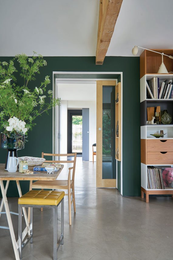 Farrow & Ball Studio Green No.93