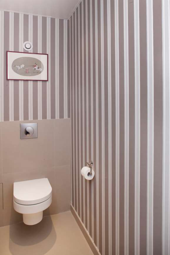 Farrow & Ball Block Print Stripe BP 758
