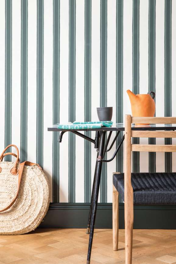 Farrow & Ball Block Print Stripe BP 768