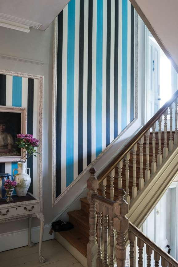 Farrow & Ball Chromatic Stripe BP 4205