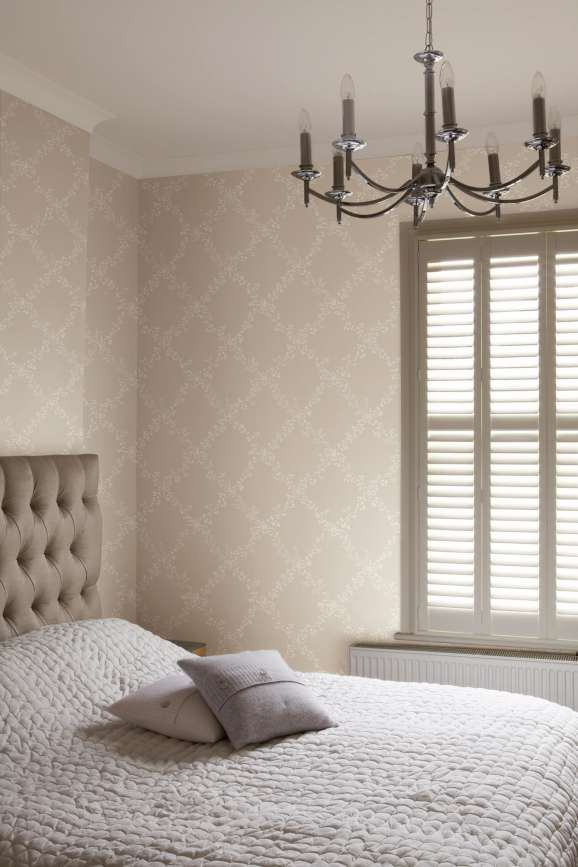 Farrow & Ball Toile Trellis BP 620