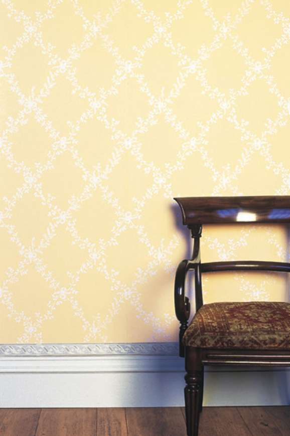 Farrow & Ball Toile Trellis BP 644